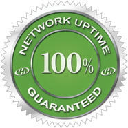HostMySite 100% Network Uptime