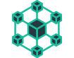 Abstract Network Icon